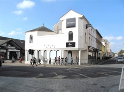 961 SF High Street Shop for Rent  |  1 The Harlequin Centre, Exeter, EX4 3TT