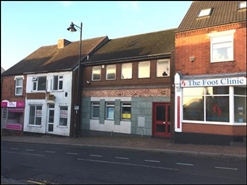 526 SF High Street Shop for Rent  |  47 - 49 High, Burntwood, WS7 3XE