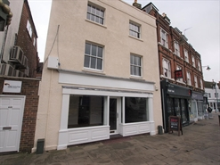 586 SF High Street Shop for Sale  |  42 Carfax, Horsham, RH12 1EQ