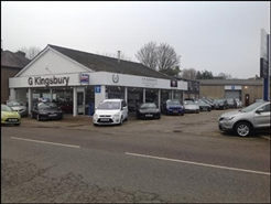 2,731 SF High Street Shop for Rent  |  45 - 49 Station Road, Hampton, TW12 2BT