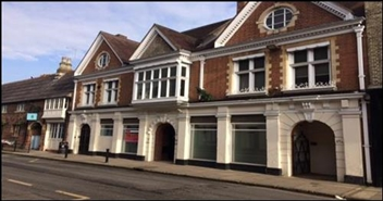 1,820 SF High Street Shop for Rent  |  15 High Street, Windsor, SL4 6AY