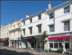 1,175 SF High Street Shop for Rent  |  53 - 55 Fore Street, Brixham, TQ5 8AG