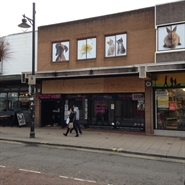 1,748 SF High Street Shop for Rent  |  42 High Street, Eastleigh, SO50 5LE