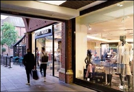 1,631 SF Shopping Centre Unit for Rent  |  26 Chapel Walk, Worcester, WR1 3LE