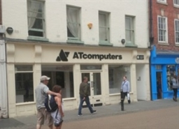 1,499 SF Shopping Centre Unit for Rent  |  57A Broad Street, Worcester, WR1 3LE