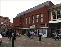 2,817 SF High Street Shop for Rent  |  27 - 29 Midland Road, Bedford, MK40 1PL