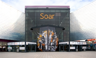 Shopping Centre Unit for Rent  |  SOAR at INTU Braehead Shopping Centre, Glasgow, PA48XQ