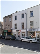 1,038 SF High Street Shop for Rent  |  33 College Street, Burnham On Sea, TA8 1AS