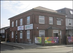903 SF High Street Shop for Rent  |  64 Wellington Road, Hampton, TW12 1JT