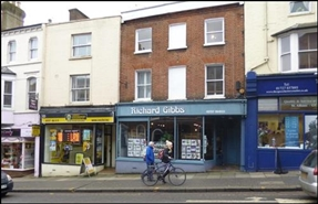 430 SF High Street Shop for Rent  |  6 Holywell Hill, St Albans, AL1 1BZ