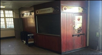 97 SF High Street Shop for Rent  |  Kiosk, Dagenham East Station, Dagenham, RM10 8AA