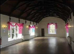 964 SF High Street Shop for Rent  |  Former St Mary Sunday School Hall, Truro, TR1 2AQ