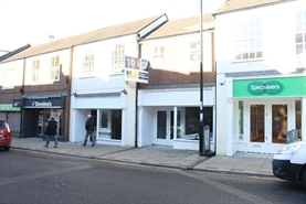 2,465 SF High Street Shop for Rent  |  44 - 48 East Street, Blandford Forum, DT11 7DR