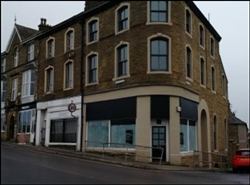279 SF High Street Shop for Rent  |  Station Building, Carnforth, LA5 9BS