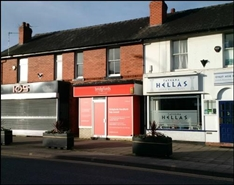 361 SF High Street Shop for Rent  |  107 Wilmslow Road, Wilmslow, SK9 3ER