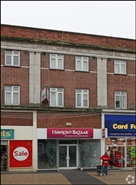 2,564 SF High Street Shop for Rent  |  119 - 121 Broadway, Bexleyheath, DA6 7HF