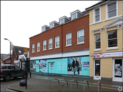 11,033 SF High Street Shop for Rent  |  35 High Street, Crawley, RH10 1BQ