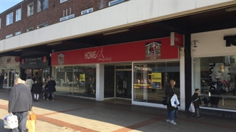 2,766 SF High Street Shop for Rent  |  209 - 211 Marlowes, Hemel Hempstead, HP1 1BL