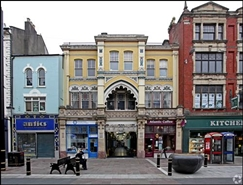 323 SF High Street Shop for Rent  |  High Street Arcade, Cardiff, CF10 1AX