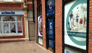 745 SF Shopping Centre Unit for Rent  |  12 Chapel Walk, Worcester, WR1 3LE