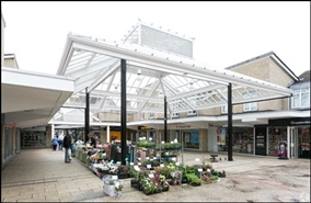 5,262 SF Shopping Centre Unit for Rent  |  Unit 26-30, Three Horseshoes Walk Shopping Centre, Warminster, BA12 9BT