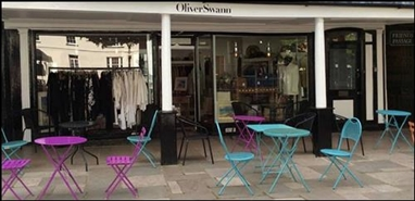 650 SF High Street Shop for Rent  |  48 The Pantiles, Tunbridge Wells, TN2 5TN