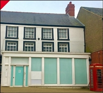 1,501 SF High Street Shop for Rent  |  8 Market Place, Poulton Le Fylde, FY6 7AS