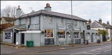 4,361 SF Out of Town Shop for Sale  |  The Kings Arms, Epsom, KT17 1EY