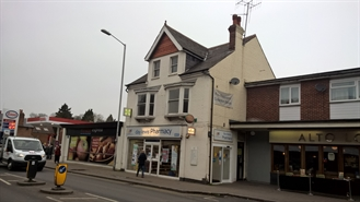 396 SF High Street Shop for Rent  |  30 Church Street, Reading, RG4 8AU