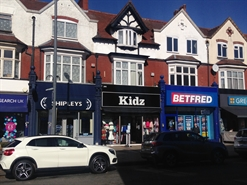 966 SF High Street Shop for Rent  |  241 High Street, Birmingham, B23 6SS