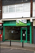 614 SF High Street Shop for Rent  |  6 The Hollies, Eastwood, NG16 3BT
