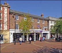 1,998 SF Shopping Centre Unit for Rent  |  Unit 12, Clock Towers Shopping Centre, Rugby, CV21 2JR
