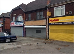 813 SF High Street Shop for Rent  |  995 Alum Rock Road, Birmingham, B8 2LY