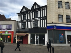 640 SF High Street Shop for Rent  |  15 All Saints Square, Rotherham, S60 1PW