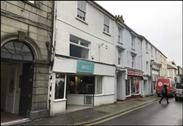 1,575 SF High Street Shop for Sale  |  16 Arwenack Street, Falmouth, TR11 3JA