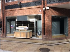 1,130 SF Shopping Centre Unit for Rent  |  9 Grapes Lane, Carlisle, CA3 8NH