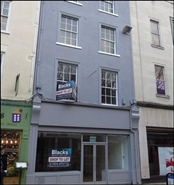 671 SF High Street Shop for Rent  |  39 Parliament Street, York, YO1 8RU