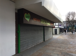 1,203 SF Shopping Centre Unit for Rent  |  Unit 22/23 (No 34) Albert Square Shopping Centre, Widnes, WA8 6JW