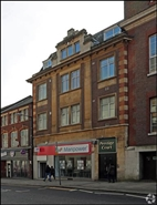 839 SF High Street Shop for Rent  |  7 Upper George Street, Luton, LU1 2QX