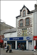 2,992 SF High Street Shop for Rent  |  5 - 6 Union Street, Swansea, SA1 3EE