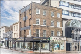 7,739 SF High Street Shop for Rent  |  187A - 191 Brompton Road, London, SW3 1NE