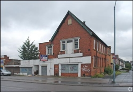 2,280 SF High Street Shop for Rent  |  178-180 Station Road, Stechford, B33 8BT
