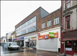 5,834 SF High Street Shop for Rent  |  45 High Street, Merthyr Tydfil, CF47 8DE