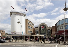 2,100 SF Shopping Centre Unit for Rent  |  Unit 37, The Exchange Shopping Centre, Ilford, IG1 1RS
