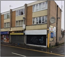 1,294 SF High Street Shop for Rent  |  180/181 Brighton Road, Balsall Heath, B12 8QN