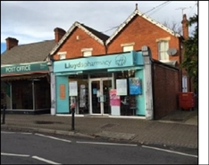 1,116 SF High Street Shop for Rent  |  12 - 12A Duke Ride, Crowthorne, RG45 6LT