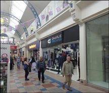 1,786 SF Shopping Centre Unit for Rent  |  Unit 10, Burton Upon Trent, DE14 3TN