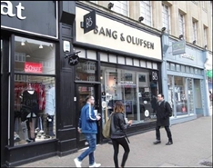 963 SF High Street Shop for Rent  |  62 High Street, Bromley, BR1 1EG