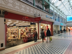 1,411 SF Shopping Centre Unit for Rent  |  The Mall, 17/19 Cambridge Walk, Camberley, GU15 3SW