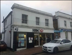 1,226 SF High Street Shop for Rent  |  6 Station Road, Egham, TW20 9LH